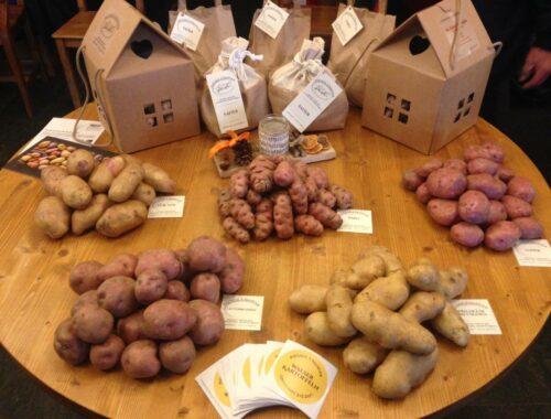 Le patate di Paysage a manger