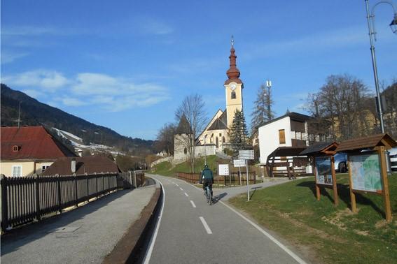 La chiesa dei SS Pietro e Paolo di Tarvisio
