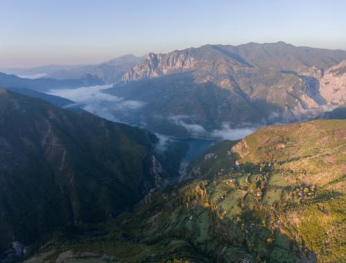 Montagne Albania